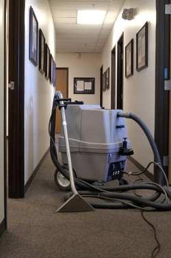 Commercial Carpet Cleaning in Irvine California