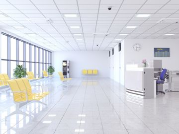 Medical Facility Cleaning in Whittier
