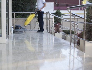 Floor Stripping by Urgent Property Services