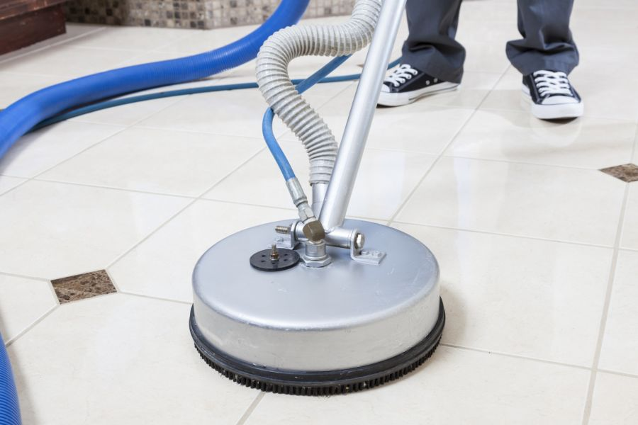 Floor Stripping and Waxing by Urgent Property Services